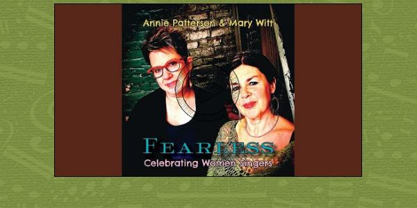 "Annie & Mary Witt from their new ""Fearless"" CD"